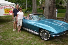 1966 Chevy Corvette-Chip & Pat Krieger
