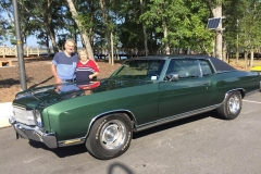 1970 Chevy Monte Carlo-Richard & Janet Hughes