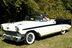 1956 Chevy-Jack & Barbara Price