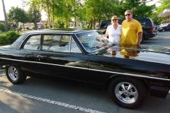 1964 Chevy Chevelle-Pat & John McCourt