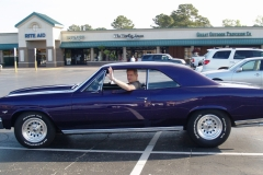 1966 Chevy Chevelle Malibu Coupe-Ken & Joanne Vogt
