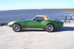 1972 Corvette Roadster-Larry Gortman & Sandy Baity