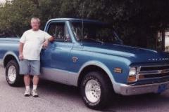 1968 Chevy Truck-Butch & Debbie Lawhorne