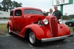 1936 Chevy - Jack & Jackie Morello