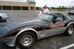 1978 Chevrolet Corvette-Rich & Kathy Walsh