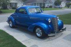 1938 Chevy-Rick & Alesia Powell