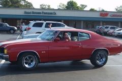 1972 Chevrolet Chevelle-Sheri & Dickie Jolly