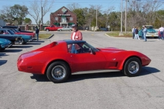 1977 Chevy Corvette-Tom Donahue