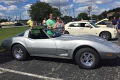 1979 Chevy Corvette-David & Jennifer Altman