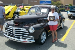 1948 Chevy Coupe-Mary Lane