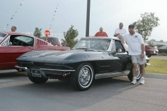 1963 Chevy Corvette-Ron Wefing