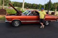 1967 Ford Fairlane-Billy & Sandra Malpass