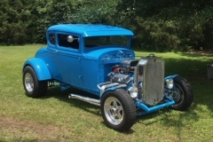 1930 Ford Coupe-David & Margaret Craven