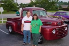 1949 Ford Truck-Gene & Brenda Leonard