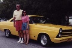 1966 Ford Fairlane-Hal & Della Davis