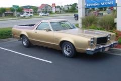 1977 Ford Ranchero-Hal & Della Davis
