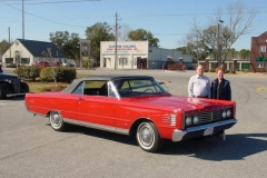 1965 Mercury Parklane-Bill & Barbara Morton