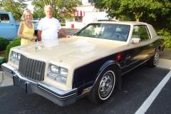 1982 Buick Riviera-Jack & Jackie Morello