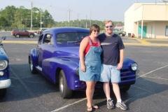 1948 Pontiac-Brian & Katie Mathews