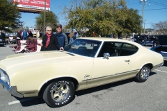 1970 Oldsmobile Cutlass S-Tony & Maureen Spataro