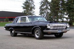 63 Dodge Polara  - Chris & Linda Pape