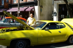1971 Plymouth Roadrunner-Robert & Carey Girolami