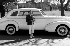 1939 Buick Special-Hazel Babson